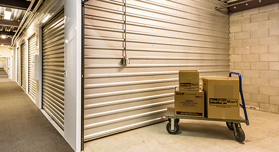 StorageMart Climate Control Storage Units On Baker Road In Virginia Beach, VA