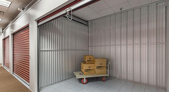 StorageMart Interior - Self Storage Units Near Harry Langdon Blvd In Council Bluffs, IA