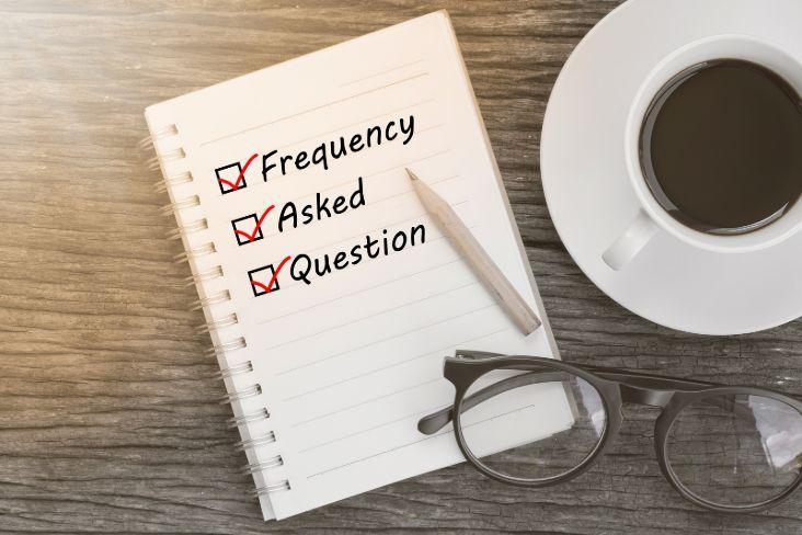 Foire aux questions sur les installations d'entreposage.