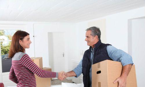 Comment louer une unité d'entreposage
