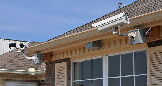 StorageMart Security Camera - Self Storage Units Near W 43rd Street & State Rte 7 In Shawnee, KS