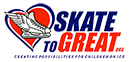 Skate to great logo
