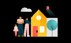 Homeowners using self storage
