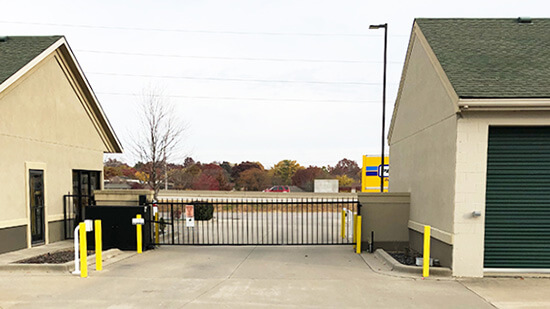 Gated Access Storage in Lee's Summit