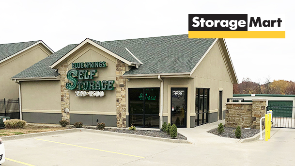 Northeast Jefferson St Self Storage