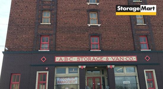 StorageMart Downtown Kansas City 8th St storage