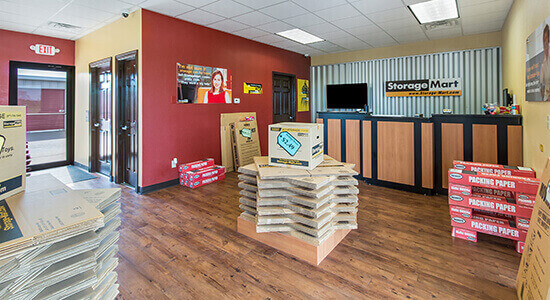 StorageMart Office- Self Storage Units Near S Ankeny Blvd In Ankeny, IA