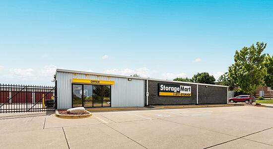StorageMart - Almacenamiento Cerca De S Ankeny Blvd En Ankeny,Iowa