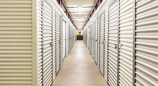Climate Control Units - Self Storage  In Urbandale, IA