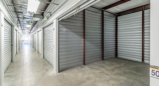 Climate Control Self Storage  Hickman Rd & 68th St In Windsor Heights, IA
