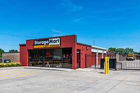 StorageMart Des Moines Windsor Heights Self Storage