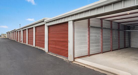 StorageMart Drive Up Units- Self Storage Units Near Miehe Dr & SE 19th St In Grimes, IA