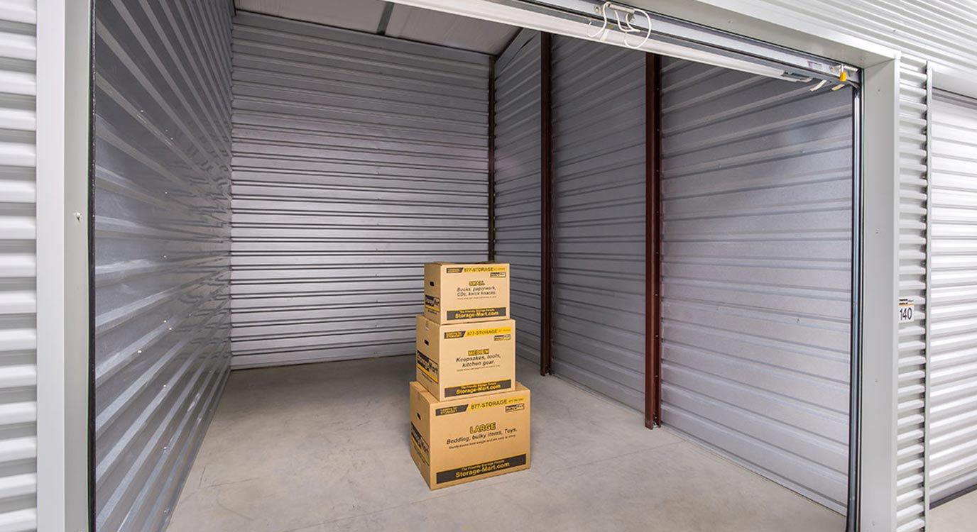 StorageMart - Self Storage Units Near Irvinedale & 1st St In Ankeny, IA