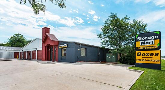 StorageMart - Almacenamiento Cerca De Irvinedale & 1st St En Ankeny,Iowa