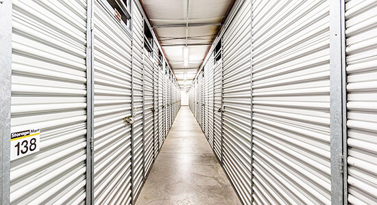 StorageMart Climate Control- Self Storage Units Near Center St & 65th St In Windsor Heights, IA