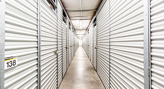 StorageMart Climate Control - Self Storage Units Near Center St & 65th St In Windsor Heights, IA