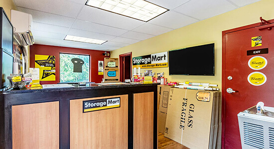 StorageMart Office - Self Storage Units Near Center St & 65th St In Windsor Heights, IA