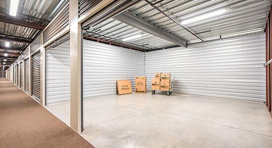 StorageMart Climate Control - Self Storage Units Near Venture Dr & Warrior Ln In Waukee, IA