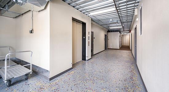 StorageMart Elevator Access - Self Storage Units Near Venture Dr & Warrior Ln In Waukee, IA