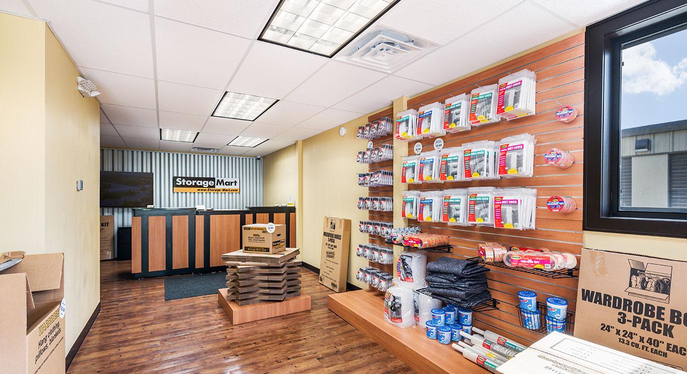 StorageMart - Self Storage Near Venture Dr & Warrior Ln In Waukee, IA