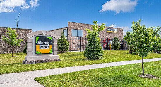 StorageMart Self Storage- Self Storage Units Near Venture Dr & Warrior Ln In Waukee, IA