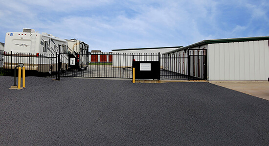 StorageMart Gated Access- Self Storage Supplies Near South Providence & Grindstone Parkway In Columbia, MO