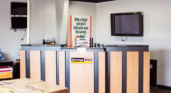 StorageMart Office- Self Storage Units Near I-10 and Shattuck In Lake Charles, LA