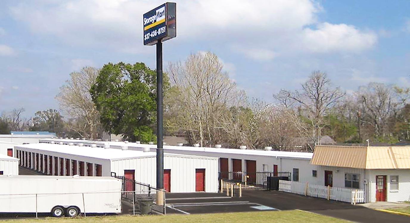 StorageMart - Almacenamiento Cerca De I-10 and Shattuck En Lake Charles,Louisiana