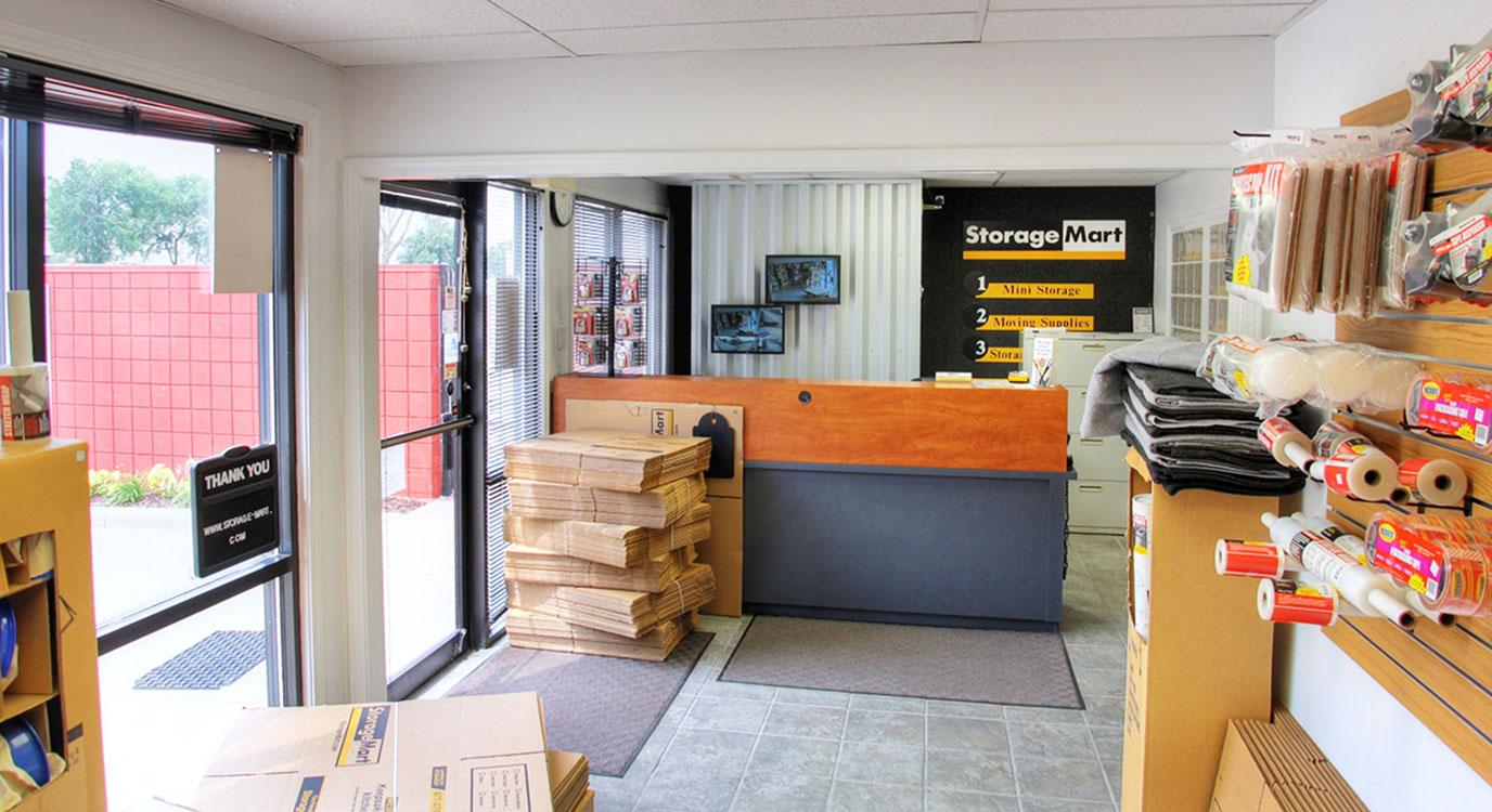 StorageMart - Self Storage Units Near 169 Hwy & NE Cookingham In Kansas City, MO