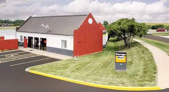 StorageMart - Self Storage Units Near 169 Hwy & NE Cookingham In Kansas City, MO