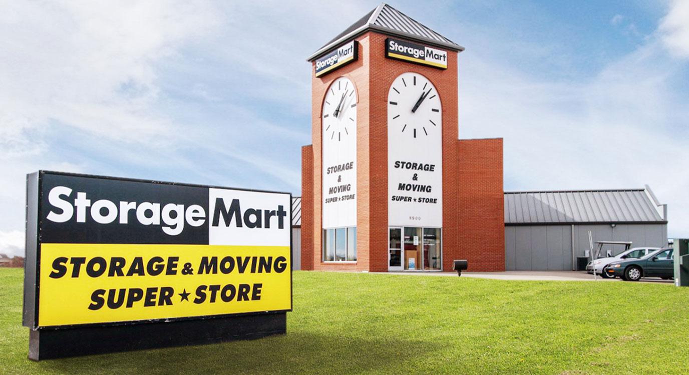 StorageMart - Self Storage Units Near I-29 & 152 Hwy In Kansas City, MO