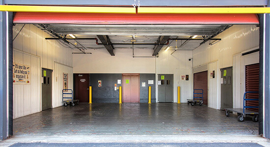 StorageMart Loading Bay- Self Storage Units Near 76th & Wornall Road In Kansas City, MO
