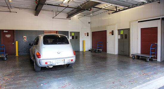 StorageMart Parking Bay- Self Storage Units Near 76th & Wornall Road In Kansas City, MO