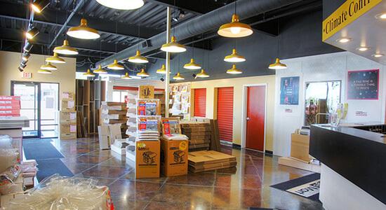 StorageMart Office - Self Storage Units Near 76th & Wornall Road In Kansas City, MO