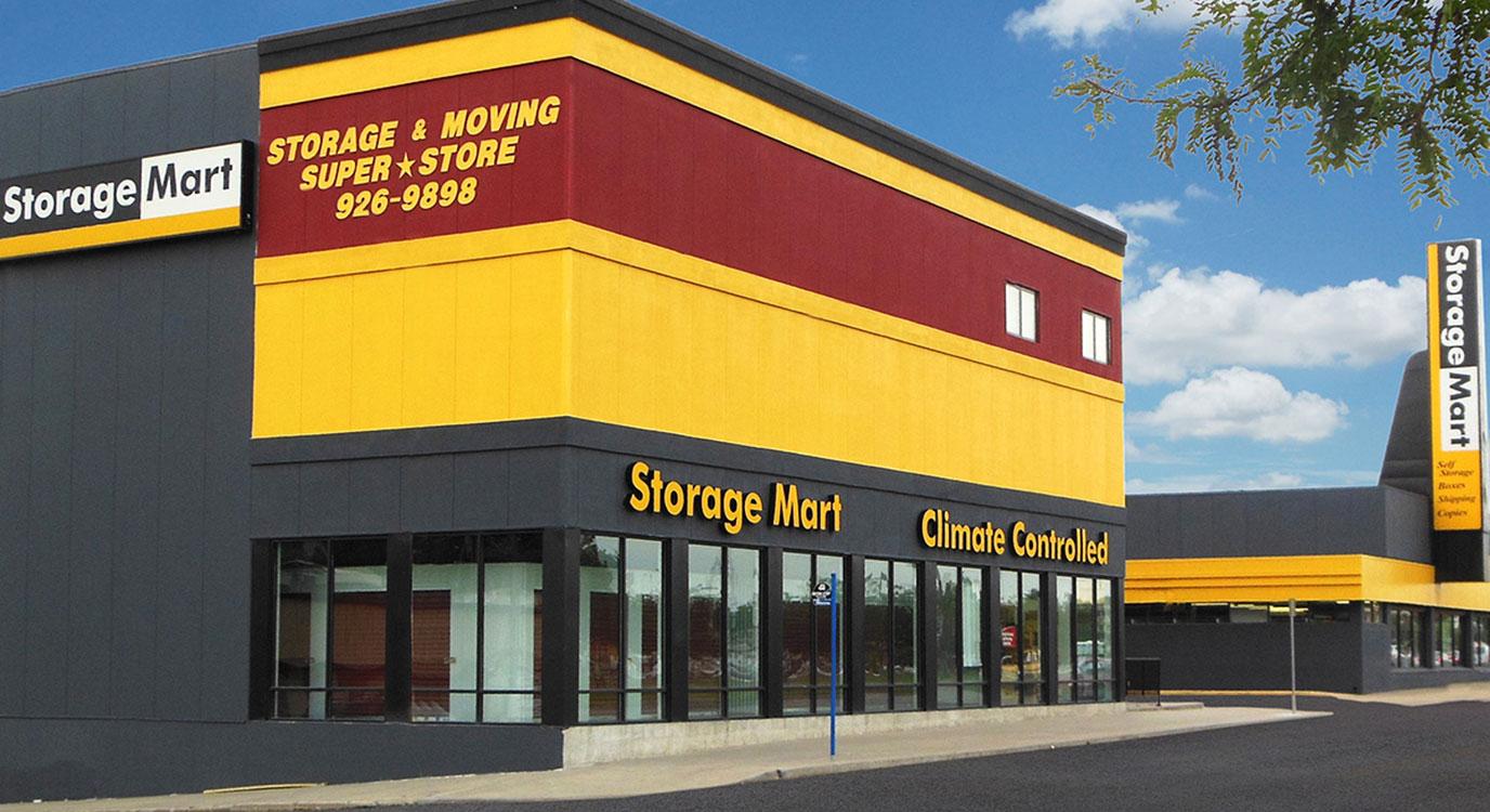 StorageMart - Self Storage Units Near 76th & Wornall Road In Kansas City, MO