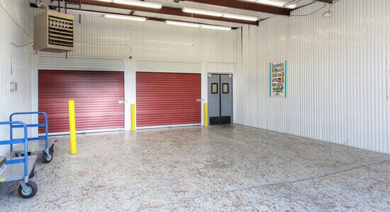 StorageMart Loading Bay - Self Storage Units Near Wyandotte &150 Hwy In Kansas City, MO