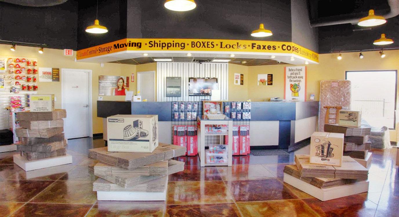 StorageMart - Self Storage Units Near Wyandotte &150 Hwy In Kansas City, MO