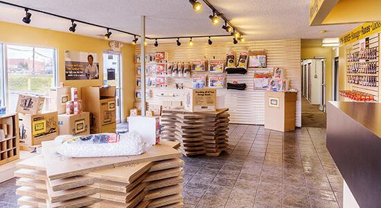 StorageMart Office- Self Storage Units Near Winchester & East 3rd Street In Lexington, KY