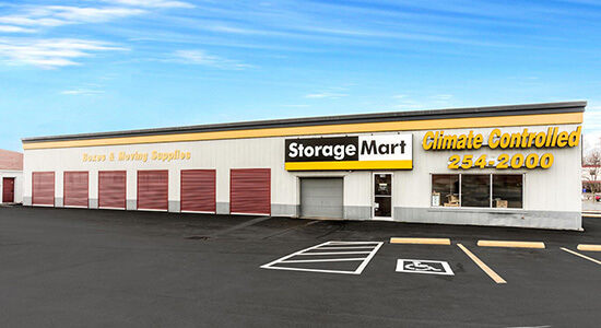 StorageMart - Self Storage Units Near Winchester & East 3rd Street In Lexington, KY
