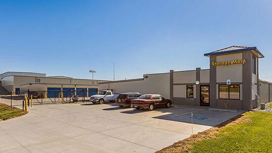 StorageMart - Almacenamiento Cerca De Sapp Brothers Drive En Omaha,Nebraska