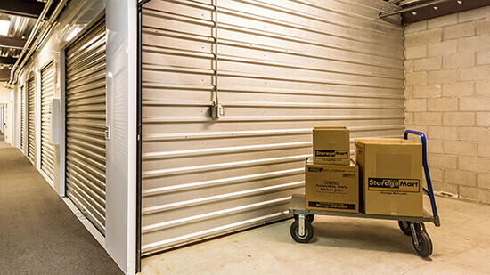 StorageMart Climate Controlled - Self Storage Redick Avenue In Omaha, NE