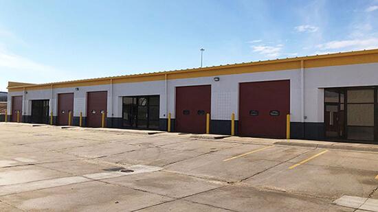 StorageMart Loading Bays- Self Storage Units In Omaha, NE