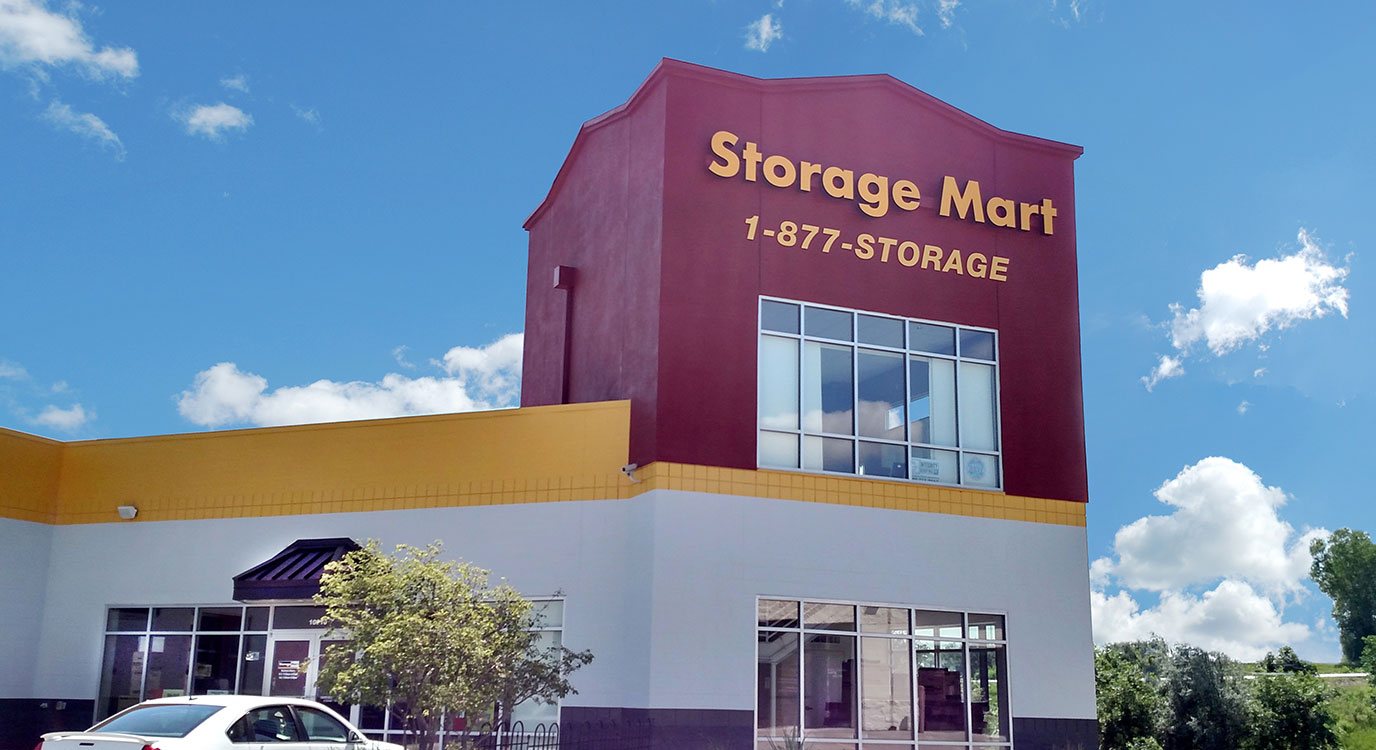 StorageMart - Self Storage Units Near Scott Circle In Omaha, NE