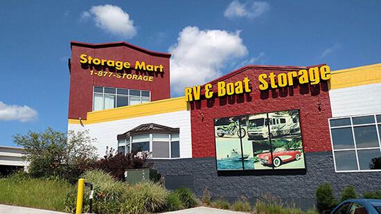 StorageMart - Self Storage Units Near Scott Circle In Omaha, NE