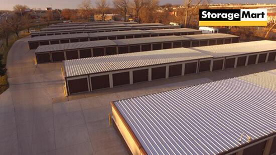 StorageMart  Drive Up - Self Storage Units Near Blair High Rd & Sorensen Pkwy In Omaha, NE
