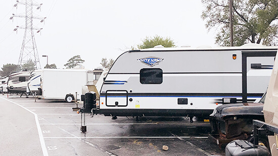 Boat and RV parking  in Fort Myers