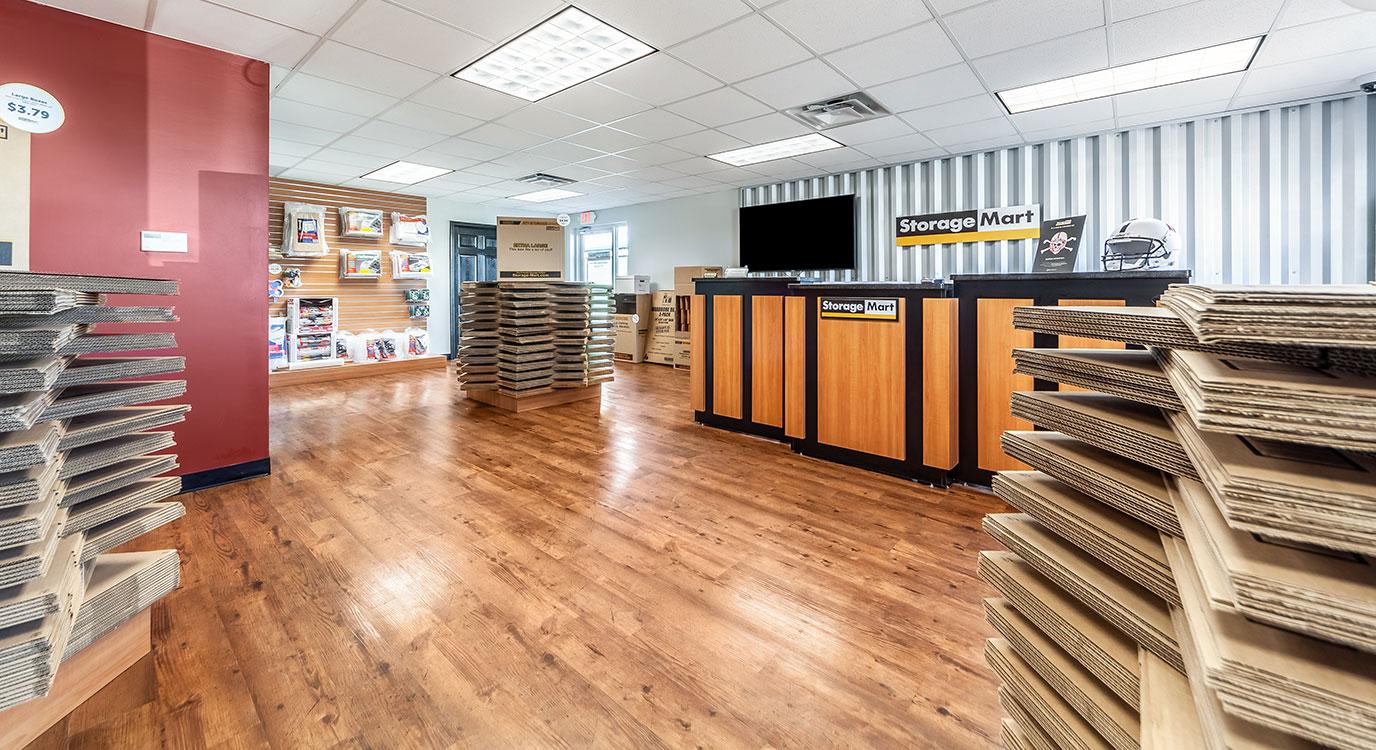 Omaha Storage Near You | Maple Street | StorageMart
