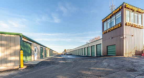 StorageMart - Storage Units At North 102nd St, Omaha NE