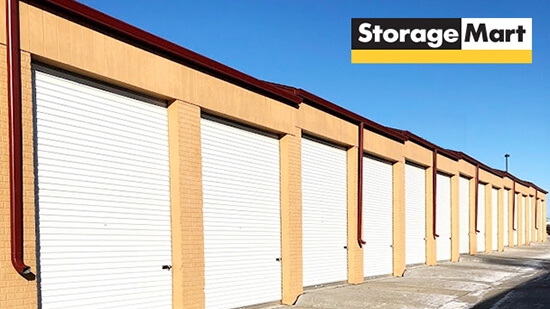 StorageMart Near Omaha Drive Up Units