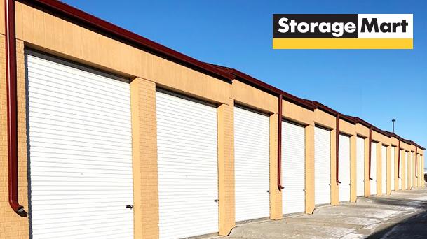 Drive Up Omaha storage units